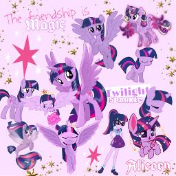 twilightsparkle friendshipismagic twilight sparkle alicorn freetoedit