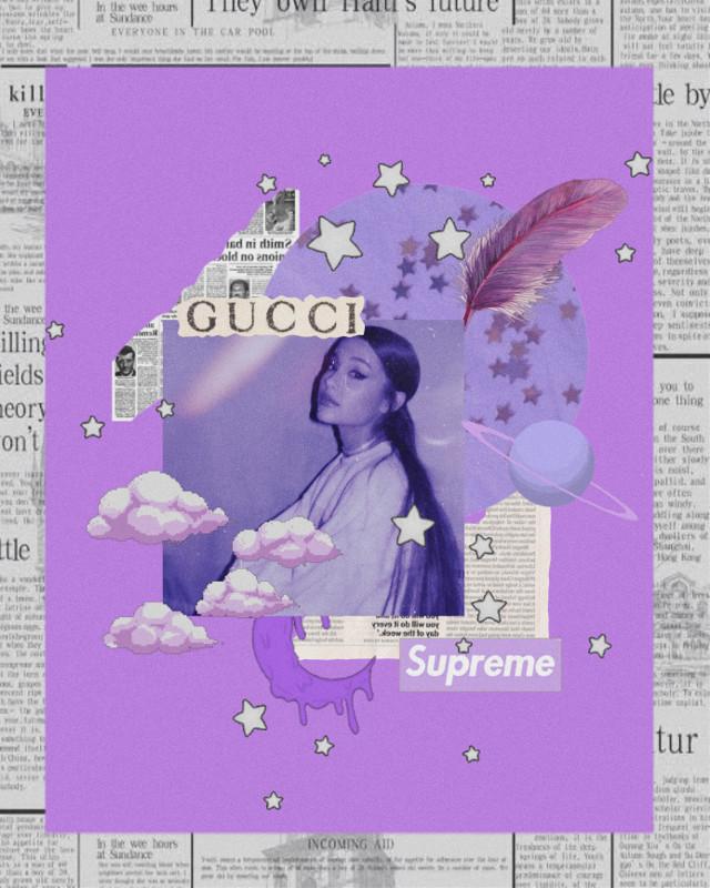 #freetoedit #purple #aesthetic #arianagrande