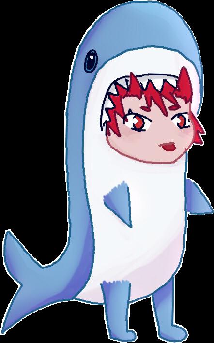 #kirishima #eijirou #kirishimaeijirou #bnha #shark #mha #freetoedit