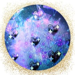 freetoedit emojibackground galaxy heartstickers ecemojibackgrounds emojibackgrounds