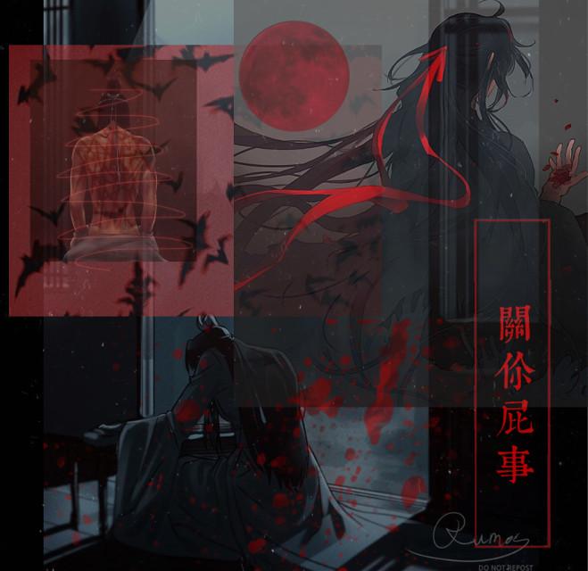 #freetoedit #modaozushi #lanwangji #weiwuxian #wangyibo #xiaozhan #theuntamed #anime