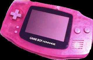y2k gameboy pink aesthetic trendy school freetoedit