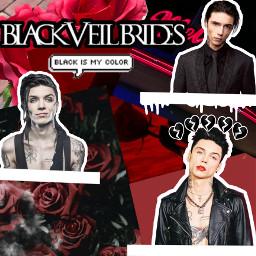 blackveilbrides bvb andybiersack emo freetoedit