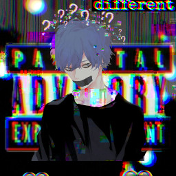 glitch glitcheffects glitchaesthetic aesthetic dark freetoedit
