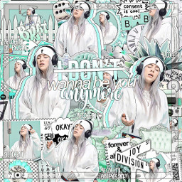 jstmcontest qtco billieeilish complexedit superimposeedit