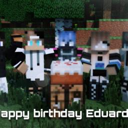 eduardxo998 birthday people robots adobephotoshop