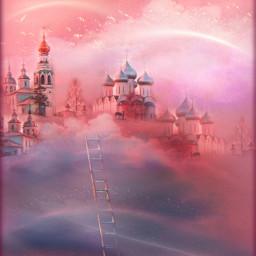 freetoedit vipshoutout fantasyworld inthesky lightmaskeffect