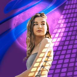 freetoedit accessories purple girl women