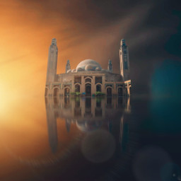 freetoedit mosque building architecture surreal