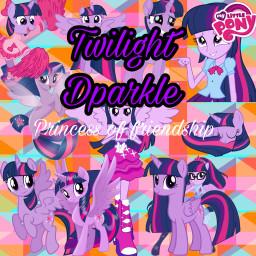 mylittleponyfriendshipismagic twilightsparkle princessoffriendship freetoedit