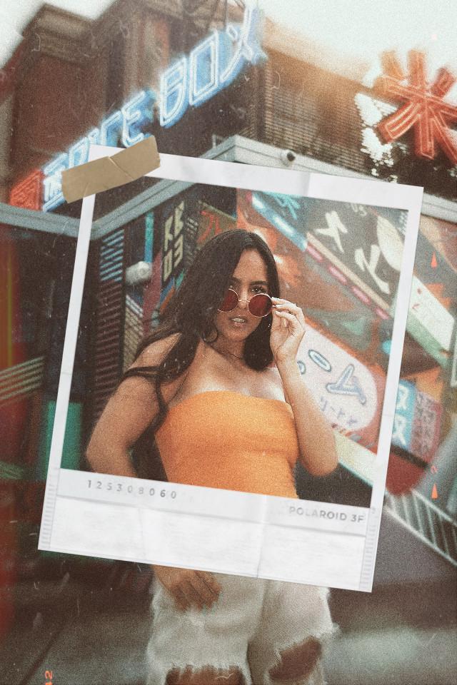 #freetoedit #look #girl #woman #polaroid #model #pose #filters