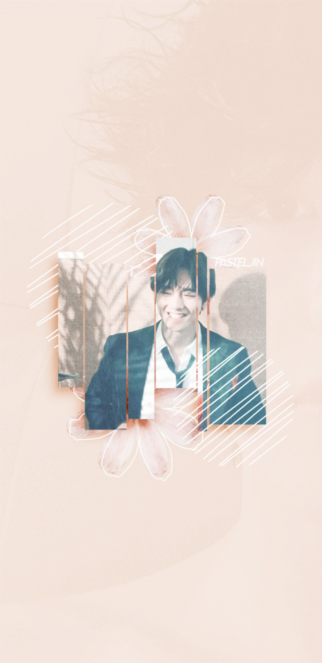 """🍑🌸  🌸CHECK OUT MY INSTAGRAM FOR MORE EDITS 🌸CHECK OUT MY YOUTUBE!!    ✭  ┆  ┆  ┆  ┆  ✭   🌙 R E Q U E S T S A R E C L O S E D   ✭  ┆  ┆Taehyung Wallpaper requested by @soso_bts_v   ┆I hope you like it~!!💓🌸  ┆  ✭   🌙 """" тαкє тιмє тσ ∂σ ωнαт мαкєѕ уσυя ѕσυℓ нαρρу """"  🄲🅁🄴🄳🄸🅃🅂 ➥ Taehyun Picture © WeVerse ➥ Flower Sticker © DeviantArt  🅃🄰🄶🅂 #kimtaehyung #btsv #copeditors #pasteljin #kpopedit #freetoedit"""