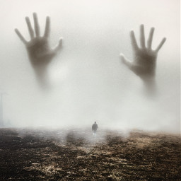 freetoedit man shadow fear smoke