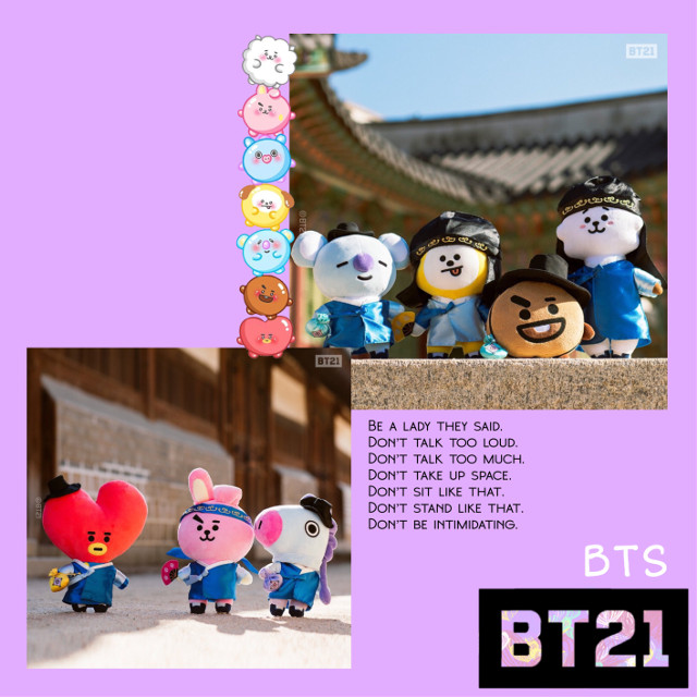 #freetoedit #bts #bt21 #cuteeeee #Kpop #korea