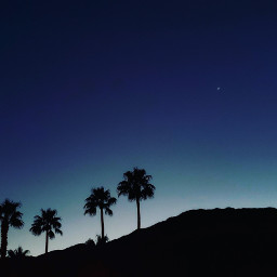 palmsprings desert desertsunset sunset picoftheday