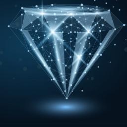 diamond jewel gem gemstone crystal