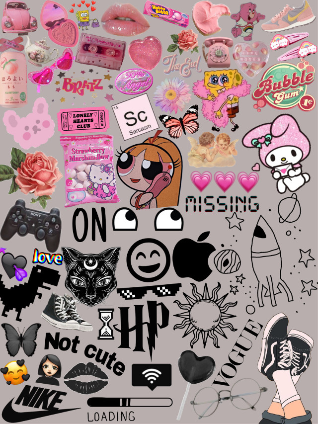 I did this project when I was bored ,I hope you like it 💫 • • • #freetoedit #aesthetic #tumblr#pink#black#emoji#vintage #share#telephone #apple#hearts #glasses #glitter #shine #smiley#cat#butterfly #flower#nike#tumblraesthetic #tumblrvintage#cookies#brats#stars#lips #notcute #cute#love#bellow#emoji#emojis#ios #iphone#vans#clouds#kiss#bubblegum #sun#melody#drink#mashmellow#like#follow #tea#wifi#white#on#vogue#animals#violet #crown#picsart#diva#princess#post#photo#hi#background #overlay#style#girly#edit#remixes #missing#rainbow#colors#look#harrypotter #vans#dinosaur #makeup#picsart#instagram #pinkcar#videogame#bear#bunny#picture #edit#color#idk #picsart#emojisstickers#likes#90s#90vibes #vogue#tumblrgirl #crazy #loving#tumblrpost