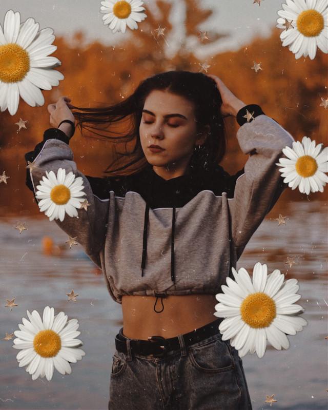 #freetoedit #flowers #sunflowers #aesthetic #bronze