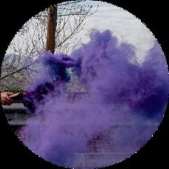 purpleaesthetic smoke grungeaesthetic grunge smokey freetoedit