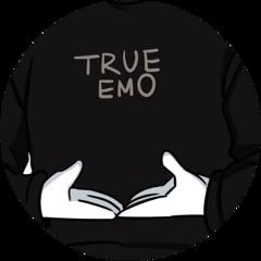 emo emoaesthetic goth gothaesthetic black freetoedit