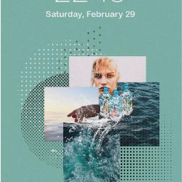 freetoedit water splash sea ocean ecphonewallpapers phonewallpapers