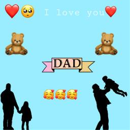 freetoedit daddysprincess imissyou mysuperhero