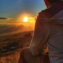 sunsetlovers sunsetsky peaceandlove