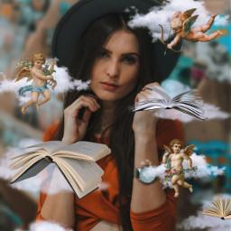 freetoedit books cherubs renaissance angels