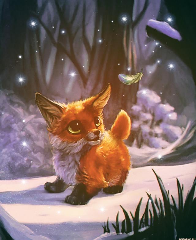 #fox#loveyou