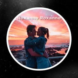 freetoedit notfamous love kiss roxanne