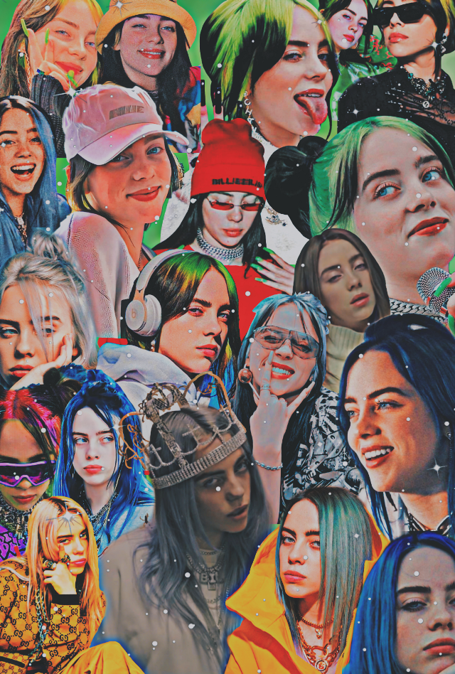 #freetoedit #billieeilish #aesthetic
