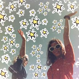 freetoedit stars mask rainbow girls ircsoakingupthesun soakingupthesun