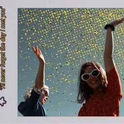 freetoedit bff besties glitter polaroid ircsoakingupthesun soakingupthesun