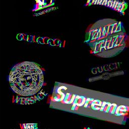 logos trashermagazine supreme adidas gucci