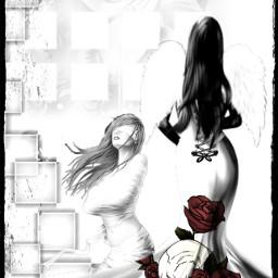 freetoedit strength female woman layers
