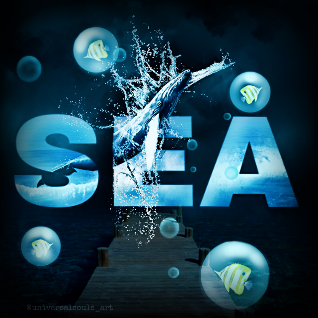 #ocean #water #sea #oceanlife #playingwithpicsart #wordart #text #xor #drawtools #layersonlayers #stickers #beautify #erasertool #vin4fltr #vignetteeffect reduced