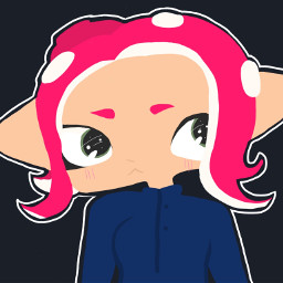 splatoon splatoon2 art drawing octolinggirl freetoedit