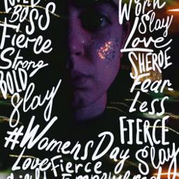 girlpower womenpower freetoedit