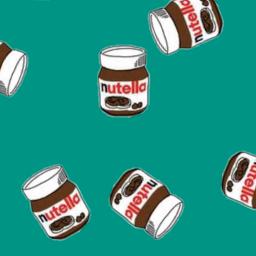 freetoedit green nutella pd