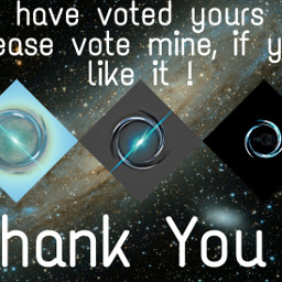 challenge space thankyou vote