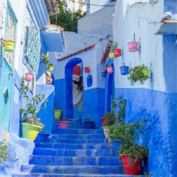 morocco maroc paysage chefchaouen interesting