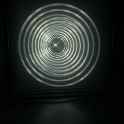 art dreamlike circle moving immersive