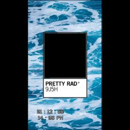 freetoedit water ocean polaroidframe polaroid
