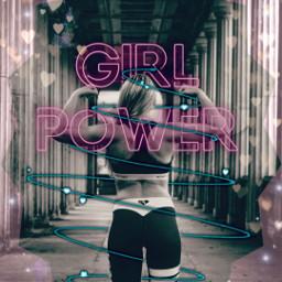 freetoedit girlpower fitness fitnessmotivation fitnessgirl srcgirlpower womensday