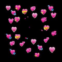 lovememe meme emoji hearts heartsmeme freetoedit