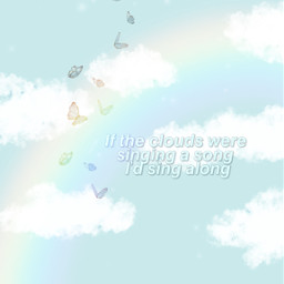 freetoedit wallpaper asethetic clouds song ecphonewallpapers phonewallpapers