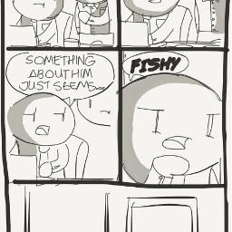 comics drawing freetoedit