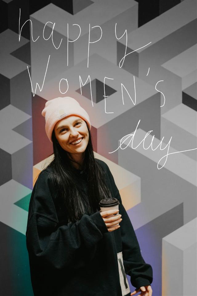 #freetoedit #remixit #girl #women #womensday #blackandwhite