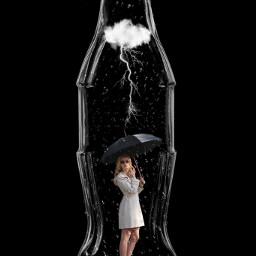 madewithpicsart papicks imagination bottle waterdrops freetoedit