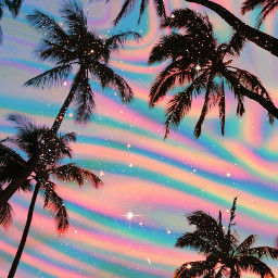 freetoedit psychedelic trippy colorful holographic